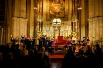 Mario Hossen and the Vienna Chamber Orchestra